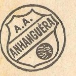 Emblema da Associação Atlética Anhanguera.