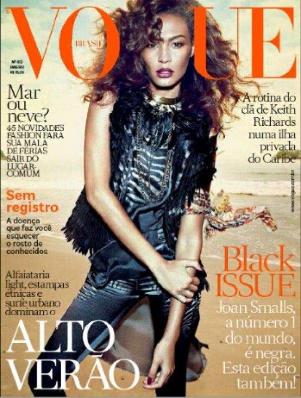 Ciências da Linguagem - Jorwiki - A mulher negra nas capas da Vogue ... 09ea797219