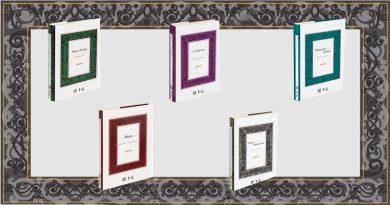 A Coleção Reserva Literária, da Editora da USP (Edusp) e da Com-Arte – Foto: Reprodução