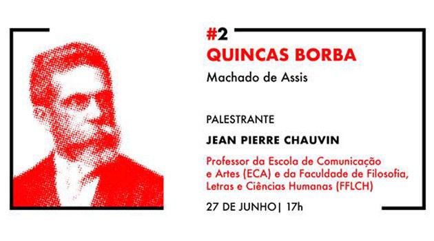 Encontros Literários BBM no Vestibular #2 Quincas Borba – Machado de Assis