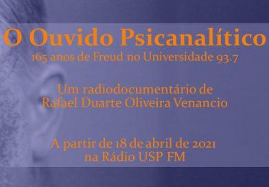 Rádio USP transmite especial sobre Freud