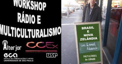 Workshop para interessados em conhecer e estudar na Nova Zelândia