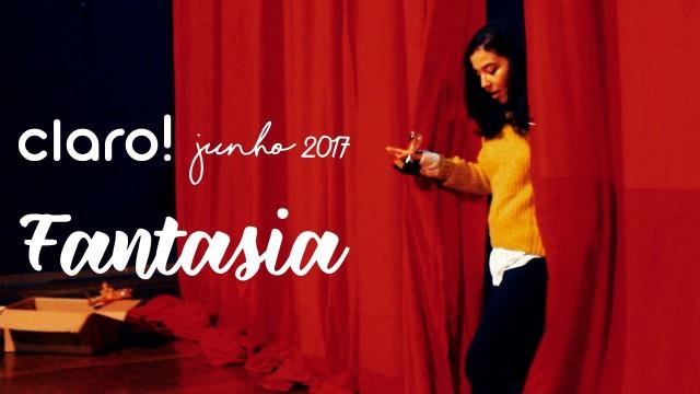 Teaser – Claro! Fantasia