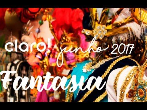 Videorreportagem – A fantasia do Carnaval