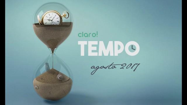 Teaser claro! Tempo