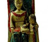 Santa Ana é a mais representada entre as peças do acervo