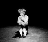 Walter Carvalho registra os movimentos do artista Antonio Nóbrega no ensaio O tempo narrativo do gesto  Foto Divulgação1