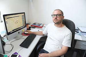 """De acordo com Guilherme Marson, docente do Instituto de Química e coordenador da iniciativa, """"o papel da plataforma é funcionar como ponto focal dos dados e arquivos de cada unidade, que serão disponibilizados ao público"""""""