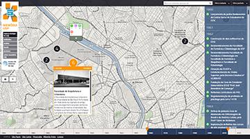 A interface do website, além da funcionalidade, preza pelo apelo visual