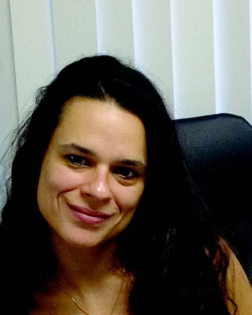 """A professora da Faculdade de Direito Janaína Paschoal pensa que """"se já sairmos de casa pensando nas fontes de estresse, já entramos em um estado de nervosismo"""""""