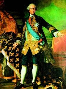 Os homens também usavam salto alto durante o reinado de Luís XV, na França, explicou Cláudia Regina