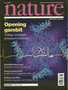 A revista científica Nature descobriu o trabalho do Cemel em 2003 e publicou uma matéria de duas páginas sobre ele