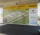 O projeto ocupa uma área com mais de 300 mil metros quadrados, e já conta com 32 empresas incubadas