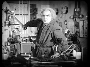 Cena do filme Metropolis (1927), de Fritz Lang.