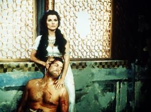 Cena do filme O Sepulcro Indiano (1959), de Fritz Lang.