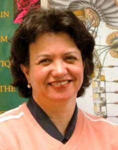 A professora do Instituto de Ciências Biomédicas (ICB) Maria Inês Nogueira afirma que uma vida regrada pode ajudar na conquista de uma velhice sadia. Foto: arquivo pessoal