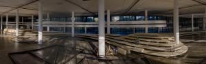 Dois mil colaboradores indiretos e 150 colaboradores diretos trabalharam durante um ano e meio para realizar a 31ª Bienal de São Paulo, que começa dia 6 de setembro. Foto: divulgação Fundação Bienal