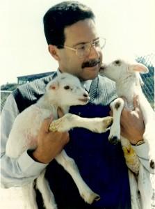 """""""Desde pequeno aprendi a ir às fazendas, gostar dos animais e a ver a importância dessa vida com eles"""""""