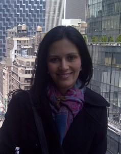 Professora Marina Greghi, do Departamento de Psicologia da Faculdade de Filosofia, Ciências e Letras de Ribeirão Preto (FFCLRP)