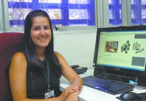 A pesquisadora da Poli Ana Grasielle Dionísio Corrêa desenvolveu software que viabiliza a musicoterapia em pacientes com problemas graves de movimentação