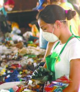 A questão do lixo é uma questão social da qual os catadores também fazem parte