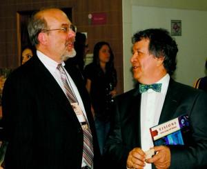 Conversando com o professor Steven C. Schachter da Universidade Harvard, em 2013