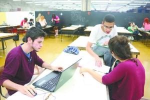 Alunos da FAU estudam o novo Plano Diretor Estratégico