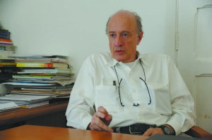 Estevão Vadasz, professor do IPq e fundador do Protea (Programa do Transtorno do Espectro Autista