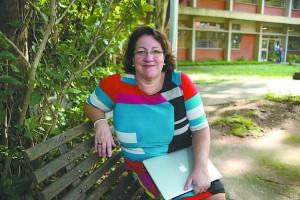 Martha Hubner, professora do IP e coordenadora do Cais (Centro para Autismo e Inclusão Social