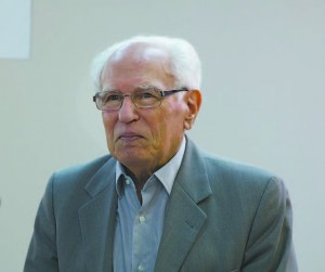 José Goldemberg, presidente da Comissão Coordenadora das Comemorações dos  80 anos da USP