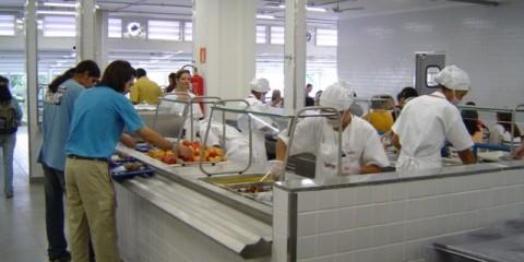 Restaurante Química (Bandejão)