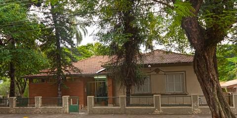 Recepção do Campus – ESALQ
