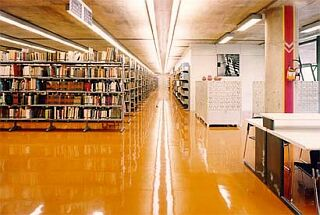 FAU – Biblioteca Arquitetura e Urbanismo