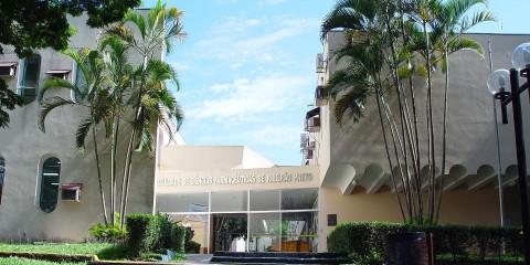 FCFRP – Faculdade de Ciências Farmacêuticas (Blocos A a R)