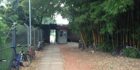 Portaria de Pedestres – CPTM (Estação Cidade Universitária)