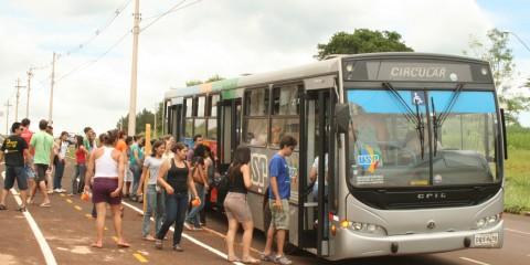 Terminal de Ônibus – Campus de Ribeirão Preto USP