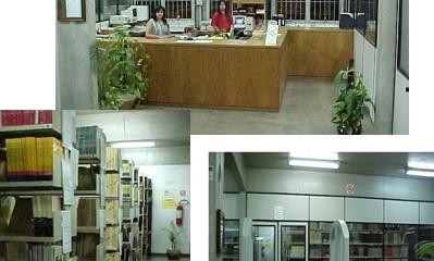IEE – Biblioteca