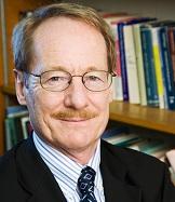 Geoffrey Hewings, director, UI Regional Economics Application Laboratory.