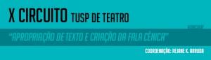 Workshop Apropriação de Texto e Criação da Fala Cênica