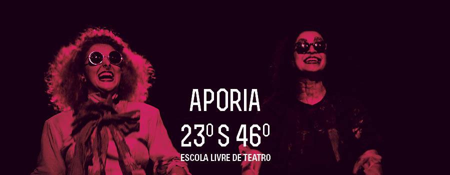 Aporia - XIII Circuito TUSP de Teatro